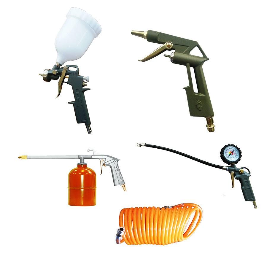 Набор пневмоинструмента ВИХРЬ НП-5 - фото товара