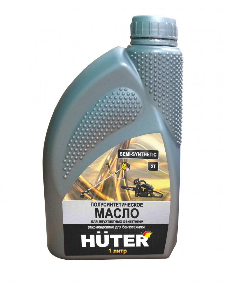 Масло для двухтактных двигателей HUTER - фото товара