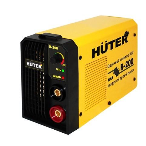 Сварочный аппарат HUTER R-200 - фото товара