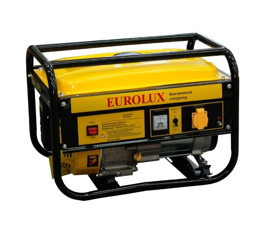 Электрогенератор EUROLUX G6500A - фото товара