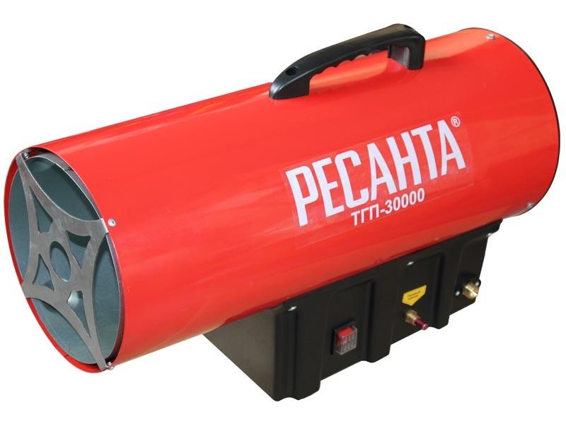 Газовая тепловая пушка РЕСАНТА ТГП-30000 - фото товара