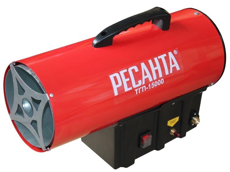 Газовая тепловая пушка РЕСАНТА ТГП-15000 - фото товара